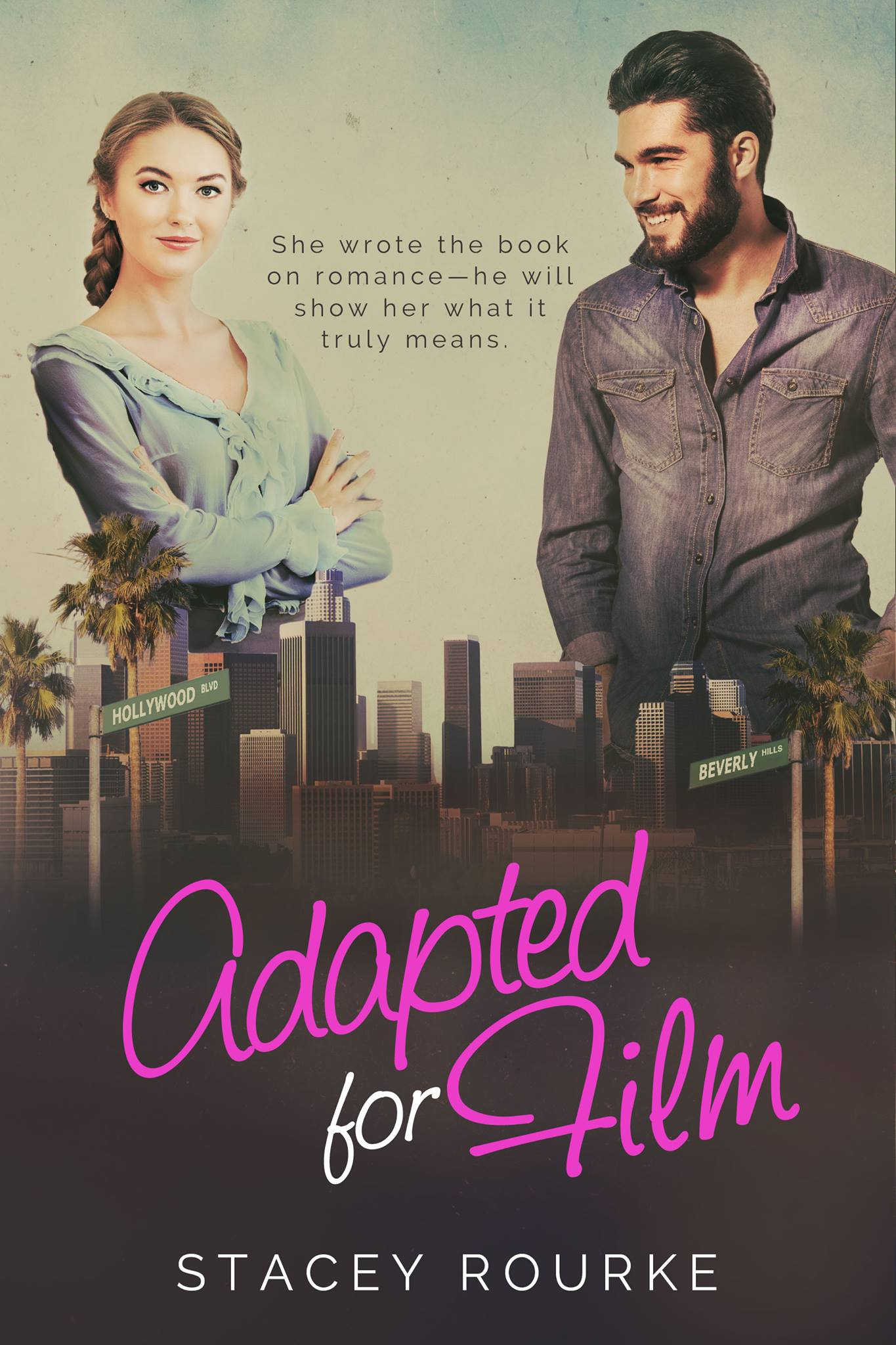 Adapted to Film Cover