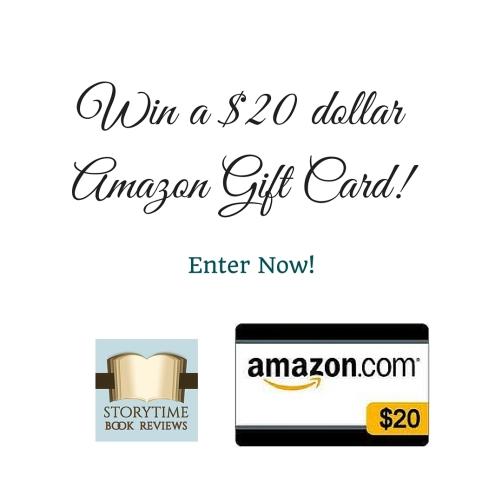 Win a $20 dollar Amazon Gift Card!