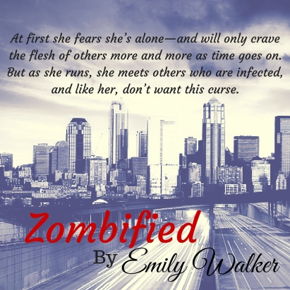 At first she fears she's alone—and will only crave the flesh of others more and more as time goes on. But as she runs, she meets others who are infected, and like her, don't want this curse.