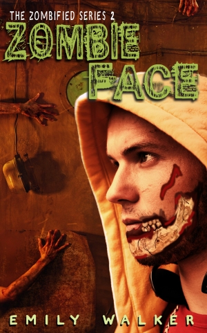 zombie face front