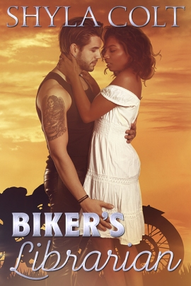 Biker's Librarian eBook Cover web size