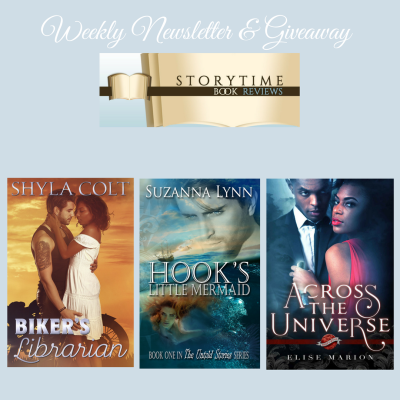 Weekly Newsletter and GiveawayNEWNEW