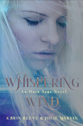WHISPERING WIND - EBOOK COVER