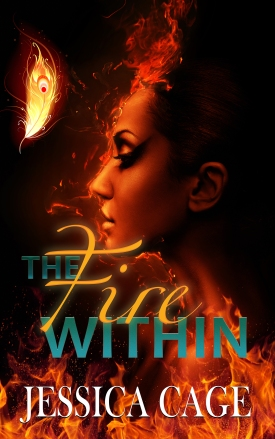 Fire Within Cover Ebook