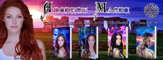 Unwanted Magic Series Banner