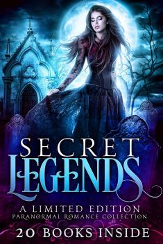 Secret Legends cover