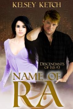 Name of Ra cover