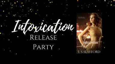 Intoxication party banner