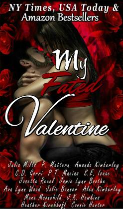 Fated Valentine new cover