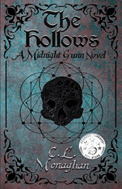 The Hollows with sticker
